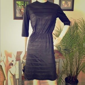 1950s Donna Petite for Nelly Don Dress
